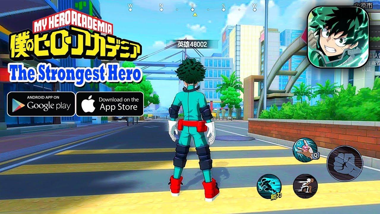 reroll guide mha strongest hero