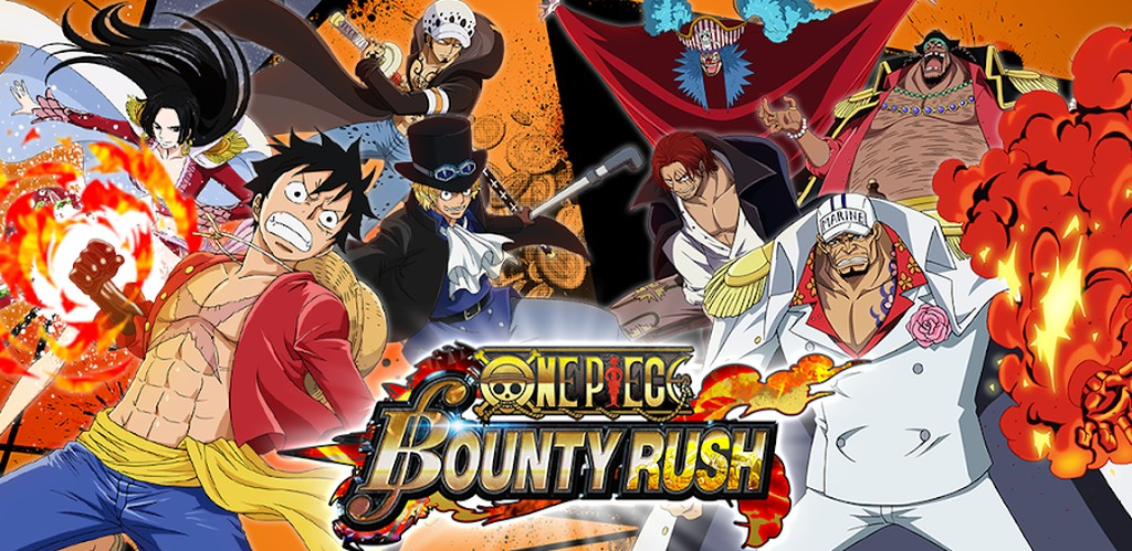 one piece bounty rush best characters
